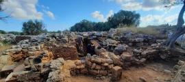 Gran alijo de artefactos romanos del 100 a.C., encontrados en la isla mediterránea