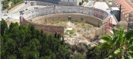 El anfiteatro de Cartagena. Fuente: eddy007 / Adobe Stock