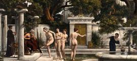 Asclepio, el dios griego de la medicina, y los centros de Asclepio que existieron en Grecia, Asia Menor y Judea durante casi 1000 años, alcanzaron renombre mundial. Pero, ¿por qué fueron tan populares? ¿Y qué nos pueden enseñar hoy? (Imágenes de Bienvenida / CC BY 4.0)