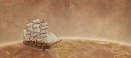 Durante la Era de los Descubrimientos, los primeros exploradores de Europa se encontraron con personas altas e historias de personas grandes en todo Norte y Sudamérica. Fuente: Stanisic Vladimir / Adobe Stock