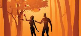 Adán y Eva (rudall30 / Adobe Stock)