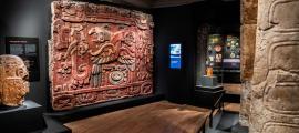 La nueva Galería de México y Centroamérica en el Museo Penn. Fuente: Eric Sucar / Universidad de Pennsylvania