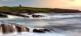 Wild Atlantic way, Sligo, Irlanda. ¿Es Irlanda la legendaria Atlántida? Fuente: Bruno Biancardi / Adobe Stock
