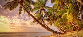 Isla Palmerston parte de las Islas Cook.