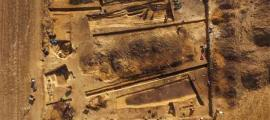 Excavaciones en el cementerio megalítico encontradas en el centro-sur de Polonia