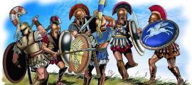 """Aunque los seguidores de Peisistratus, incluidos sus hijos, lograron gobernar Atenas durante mucho tiempo como """"tiranos"""", al final cayeron ante los espartanos y ¡nació la democracia!"""
