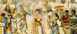 La Reina de Saba: Cómo Nació una Leyenda