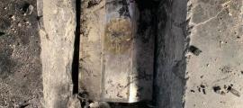 Los conservadores descubrieron un ataúd de plata, en el que se colocaron las reliquias de Santa Jadwiga de Silesia hace 250 años. Fuente: trzebnica.pl