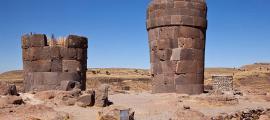 ¿Fueron las antiguas torres funerarias de Sillustani Perú originalmente parte de un sistema energético?