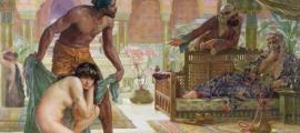 Un esclavo capturado por piratas de Berbería. Fuente de la imagen