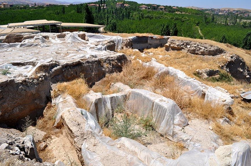 El yacimiento arqueológico de Arslantepe, en Turquía (Sarah Murray/CC BY-SA 2.0)
