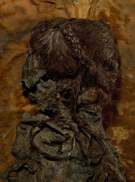 La parte superior del cuerpo de la mujer Elling. (CC BY-SA 3.0)