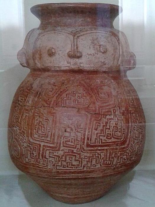 Se descubrieron varias ollas incas. (Dornicke / CC BY-SA 4.0)