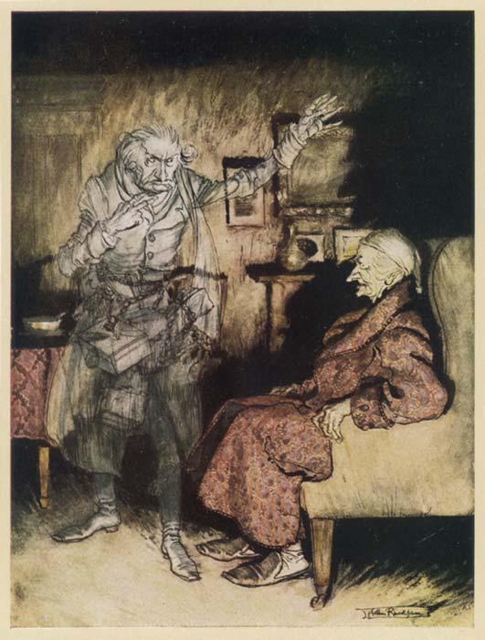 Dickens - Villancico. Fecha: 1843-44. (Archivist/ Adobe Stock)