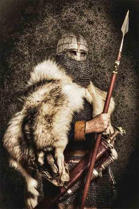 Los guerreros de Valsgärde estaban preparados para cualquier cosa en el más allá. (Andy Ternay / CC BY-NC-SA 2.0)