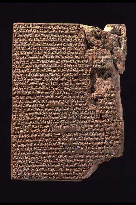 YBC 4644 desde el antiguo período babilónico, 1750 antes de Cristo. (Biblioteca de la Universidad de Yale)